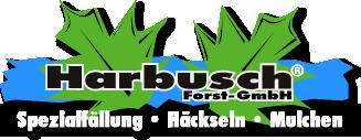HARBUSCH FORST GmbH – Spezialfällungen – Häckseln – Mulchen Logo